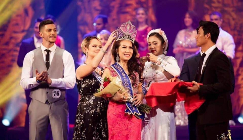 Chung kết cuộc thi Ms & Mr Golden Sea International Beauty Pageant 2019